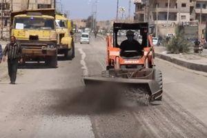 Hai thái cực Deir Ezzor, Raqqa: Người Syria tỉnh cơn mê