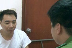 Clip: Cận mặt nghi phạm dùng súng bắn người trọng thương ở Hà Nội