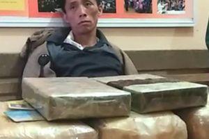 Một cảnh sát bị thương khi truy bắt 2 đối tượng vận chuyển ma túy