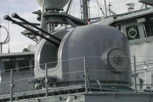 Chiêm ngưỡng dung nhan 2 thành viên mới 'gia đình' pháo hạm Việt Nam