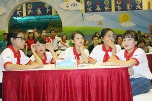 Ngành GD Phú Thọ giành giải 'Mô hình đảo giao thông an toàn'