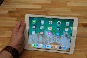 Apple 'trình làng' chiếc iPad 2018 giá chỉ hơn 6 triệu đồng