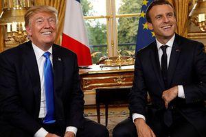 Điều gì khiến Mỹ vội rút quân khỏi Syria, kêu gọi Pháp thế chỗ?