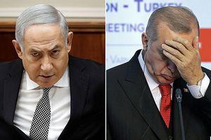 Bạo động dải Gaza: Tổng thống Thổ Nhĩ Kỳ gọi Thủ tướng Israel là 'khủng bố'