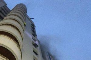 13 người Việt bị thương trong vụ cháy chung cư ở Thái Lan