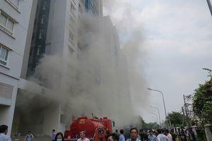 Hôm nay, Hà Nội công bố các chung cư không đảm bảo PCCC