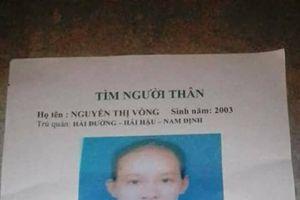 Nữ sinh 15 tuổi mất tích bí ẩn cùng người đàn ông lạ mặt