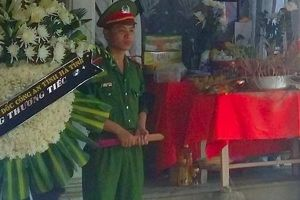Lãnh đạo công an Hà Tĩnh sốt ruột vì sĩ quan công an hi sinh 2 năm chưa được công nhận Liệt sĩ