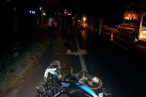 Ba thanh niên say xỉn điều khiển xe máy tông chết hai bà cụ đang qua đường