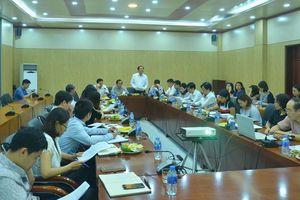 Triển khai mạnh mẽ các nhiệm vụ về chính sách tài nguyên môi trường 