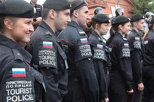Nga thành lập 'cảnh sát du lịch' bảo vệ mùa World Cup 2018