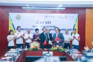Hàn Quốc tài trợ lớn cho bắn súng Việt Nam