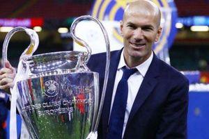 HLV Zidane để ngỏ khả năng dẫn dắt Juventus