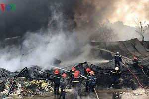 Từ đầu năm đến nay, Hà Nội xảy ra trên 200 vụ cháy
