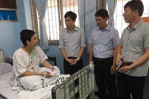 Người Việt bị thương ở vụ cháy chung cư tại Bangkok đang phục hồi tốt