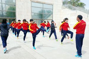 Tuyển nữ Việt Nam đến Jordan, quyết tìm vé dự World Cup