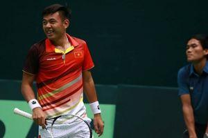 Hoàng Nam tỏa sáng, Việt Nam khởi đầu thuận lợi ở Davis Cup