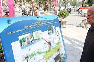 90% phiếu đồng ý vị trí đặt ga tàu điện ngầm ở hồ Hoàn Kiếm