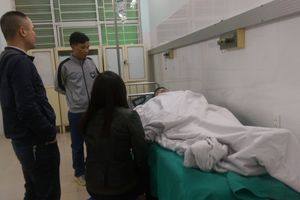 Thiếu tá CSGT Hải Phòng bị đâm trọng thương: Cổ vẫn chưa quay được