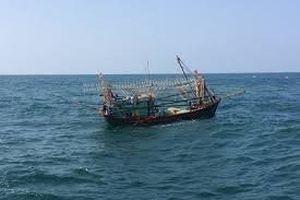 Hai tàu cá ở Nghệ An bị phương tiện lạ đâm chìm rồi bỏ chạy