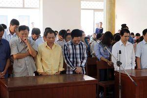 12 nguyên cán bộ Hải quan, Thuế tỉnh An Giang lãnh án tù