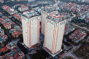 Hà Nội chuyển hồ sơ 3 chung cư sang cơ quan điều tra