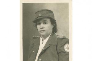 Nữ thợ hàn người Mỹ gốc Phi đầu tiên của ngành công nghiệp đóng tàu trong Thế chiến II