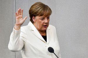 Nhiệm kỳ đầy gian khó của Thủ tướng Đức Angela Merkel