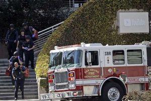 Một phụ nữ nổ súng làm 3 người bị thương tại trụ sở YouTube, sau đó tự sát