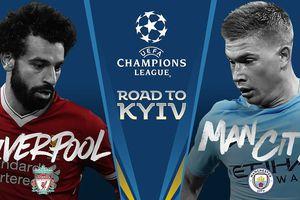 Đội hình kết hợp 'siêu khủng' giữa Liverpool và Man City trong FIFA 18