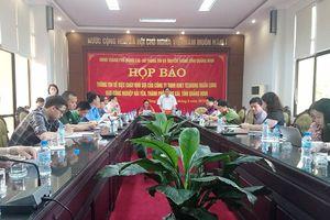 Chưa tính được mức độ thiệt hại về tài sản vụ cháy tại KCN Hải Yên