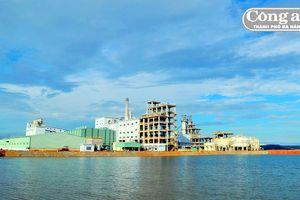 Liên quan việc xử lý nợ của Cty CP sản xuất soda Chu Lai : Báo cáo Chính phủ tìm hướng tái cơ cấu nhà máy