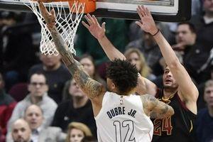 Cleveland cần thắng Washington, Clippers buộc phải kéo giò Utah