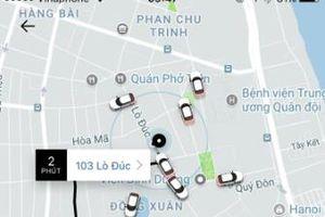 Uber thông báo chính thức ngừng hoạt động từ ngày 8/4
