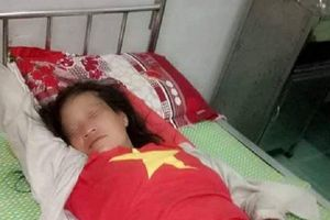 Nghi bắt cóc trẻ em, người phụ nữ bị dân vây đánh