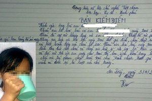Xem xét chấm dứt hợp đồng lao động với cô giáo bắt học sinh súc miệng bằng nước vắt giẻ lau bảng