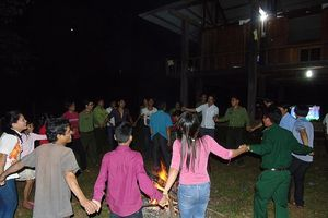Chuyến hành trình đặc biệt thắm tình quân dân nơi rừng sâu biên giới Quảng Bình