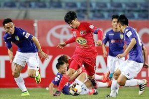 Đá bù vòng 3 V-League: Hàng Đẫy rực lửa với 'nội chiến sao' U23 Việt Nam