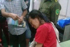 Quảng Bình: Nghi ngờ bắt cóc trẻ em, một phụ nữ tâm thần bị đánh nhập viện