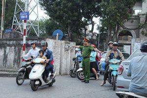 Duy trì, đảm bảo trật tự giao thông đô thị ở địa bàn trọng điểm