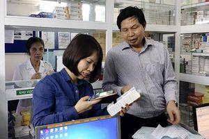 Ráo riết kiểm tra nhà thuốc bệnh viện: Phát hiện nhiều vi phạm