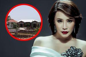 Ca sĩ Hồ Quỳnh Hương lên tiếng vụ xây Khu du lịch trái phép