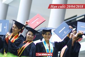 Học bổng Thạc sĩ KNB của Chính phủ Indonesia 2018