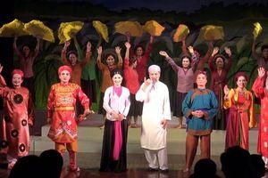 Vĩnh Phúc: Nhà hát Chèo nỗ lực gìn giữ, phát huy giá trị truyền thống tốt đẹp