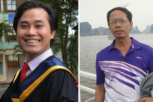 Chân dung 2 người Việt vào top 100 nhà khoa học châu Á
