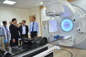 Bệnh viện Chợ Rẫy trang bị hệ thống xạ trị tiên tiến cho bệnh nhân ung thư