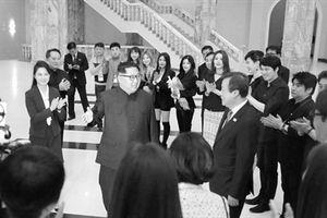 Quan hệ hai miền Triều Tiên tiếp tục ấm lên