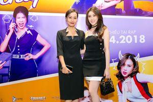 'Hoa hậu Bolero' Hoàng Kim đọ sắc diễn viên Hồng Ánh tại sự kiện