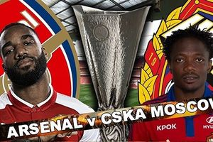 Đội hình dự kiến Arsenal vs CSKA: Lacazette tái xuất ở Europa League?