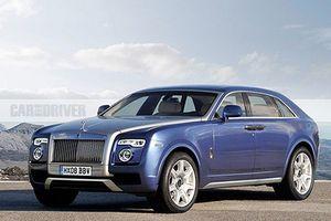 SUV siêu sang Rolls-Royce Cullinan thử lần cuối trước ngày ra mắt